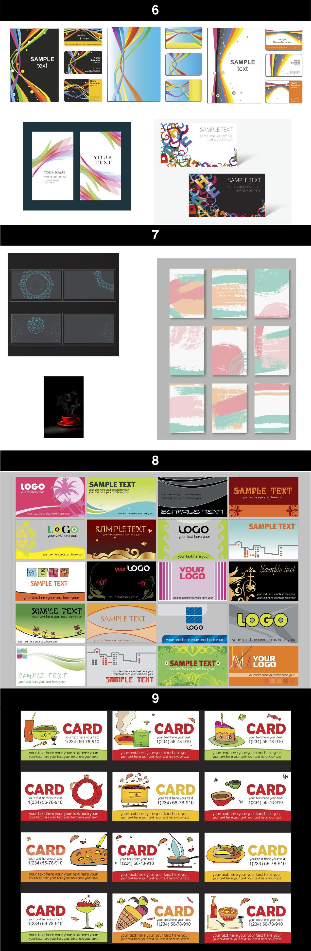 Biz card samples 2-Layout 1 2